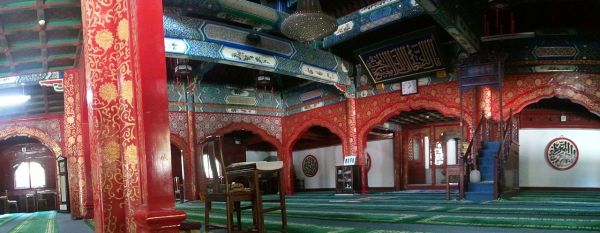 Prayer Hall, Niujie Mosque, Beijing