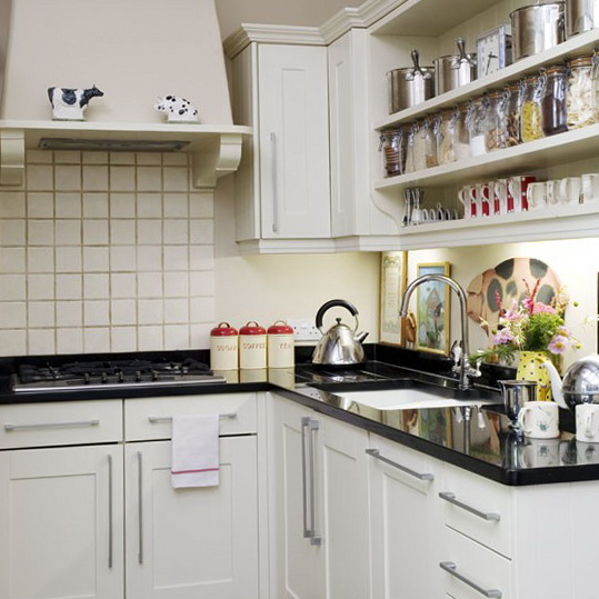 is the most important factor for a small kitchen whether your kitchen