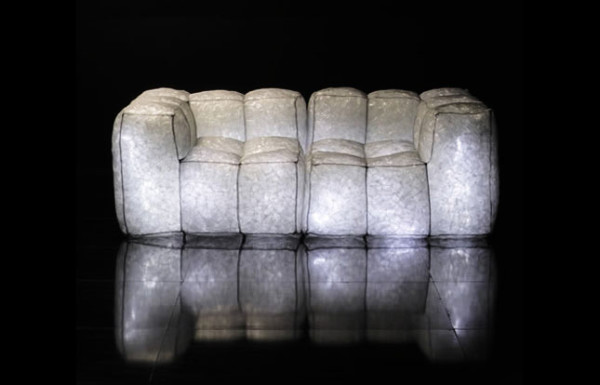 Stardust Glow-in-the-Dark Sofa