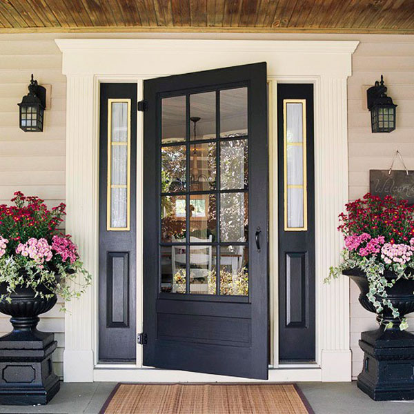 50 Superbly Stylish Door Designs to Dazzle your Entrance