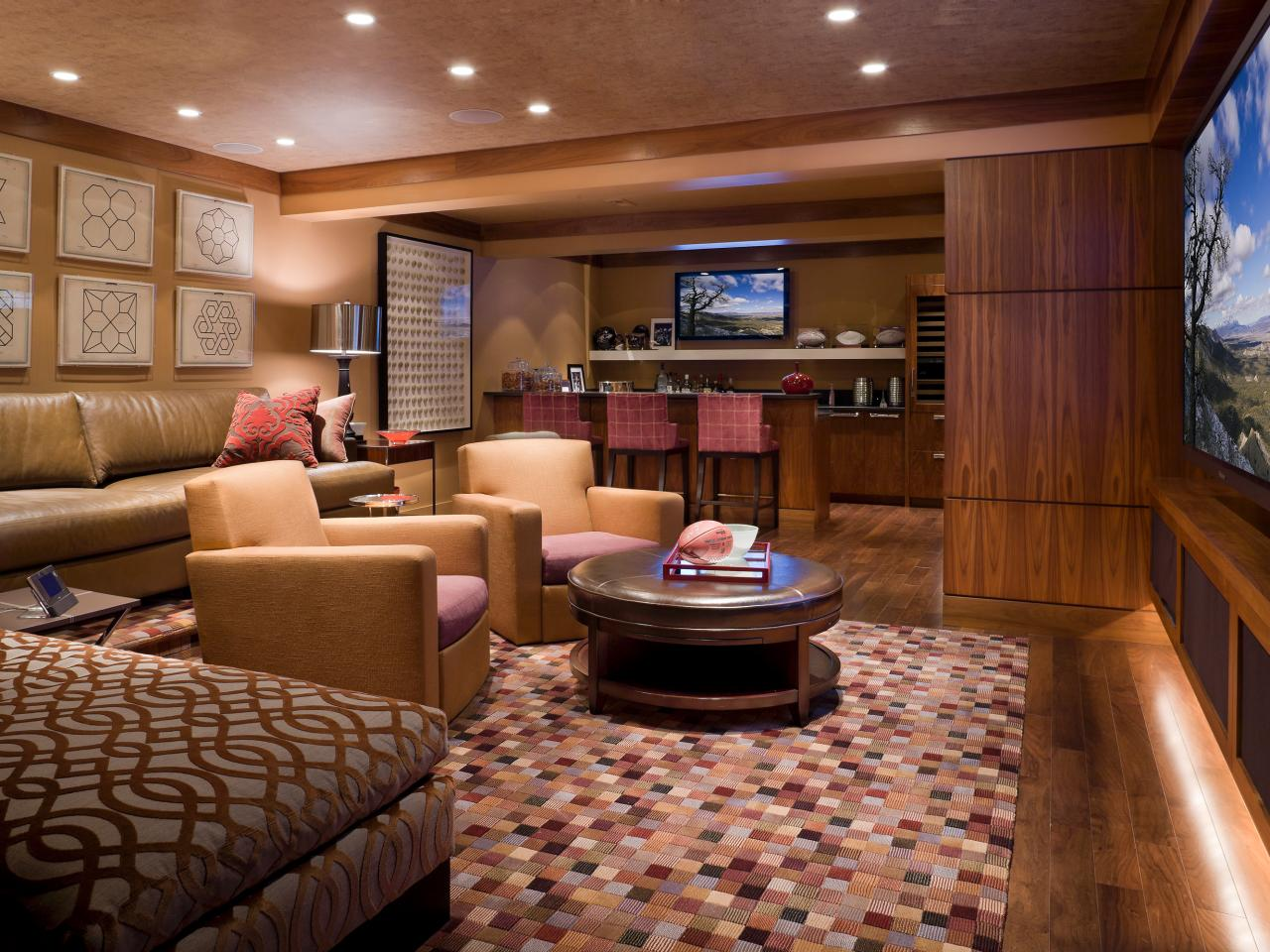 5 Amazing Basement Ideas