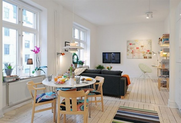 Best Small Apartment Design 9