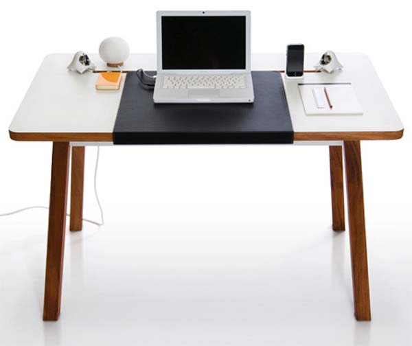 Architecture Studio Desks 50 curved desk to set the mood for your home office