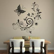 Don't restrict yourself to art, express your creative side with wall decals