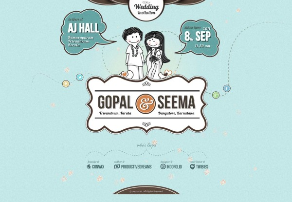 Gopal and Seema