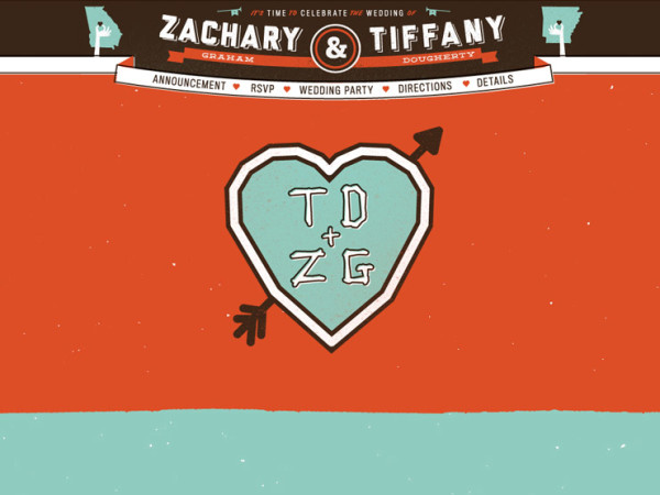 Zachary & Tiffany