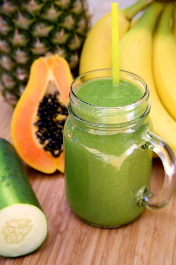 Bloated Smoothie