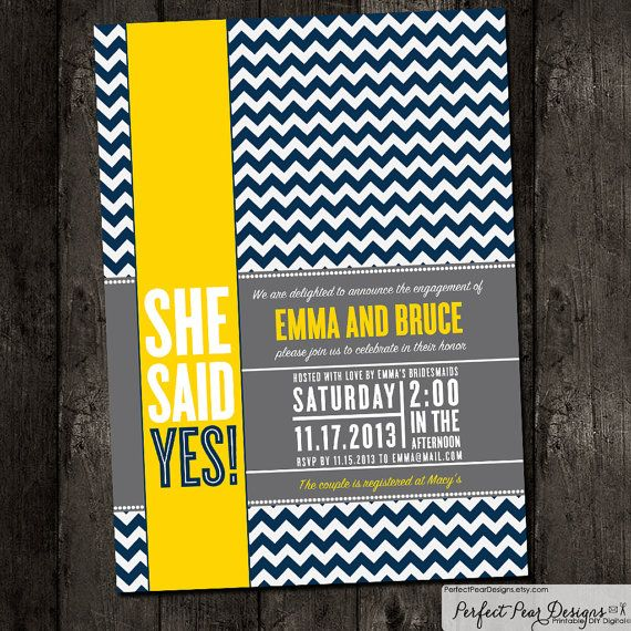 Bridal Shower Invitation 17