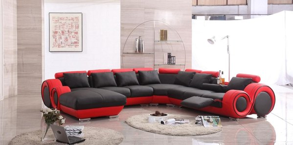 Chaise Lounge Sectional Sofa : sectional with chaise lounge - Sectionals, Sofas & Couches