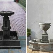 Caring About The Outdoor Fountains