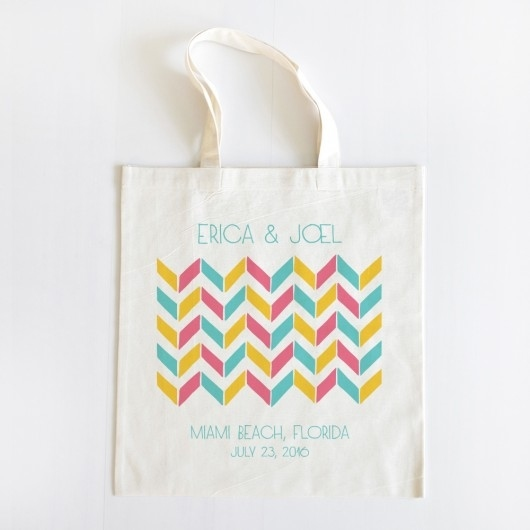 Wedding Favors - Tote Bags