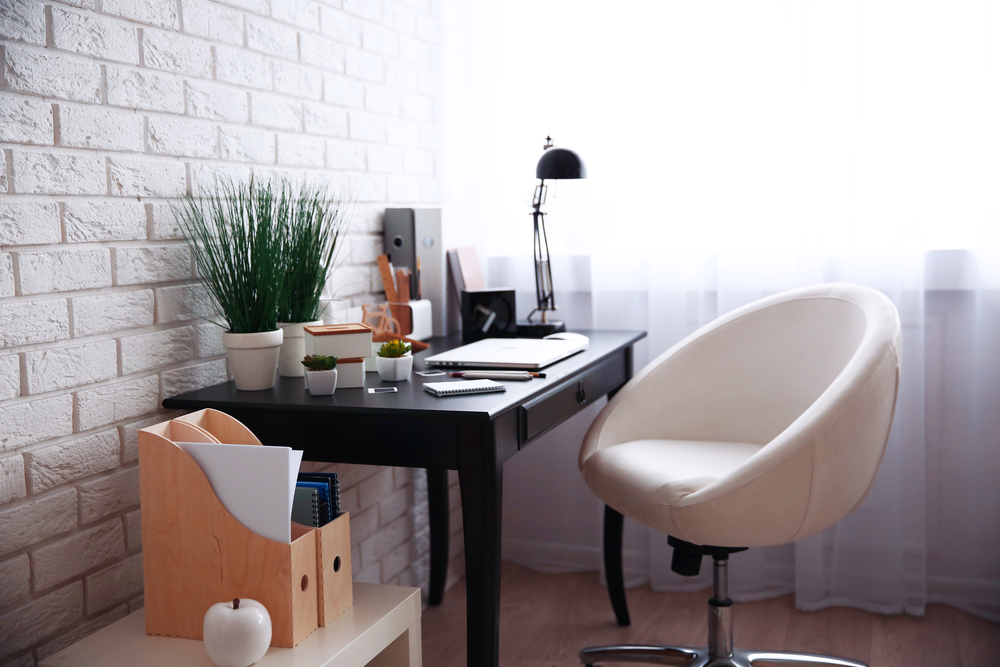 Four tips for creating the ideal home office