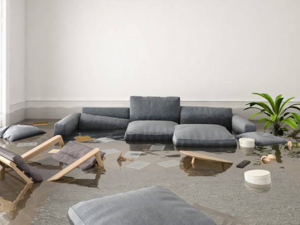 Tips for Cleaning Up Your Home after Water Damage