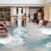 4 Common Causes of Indoor Flooding