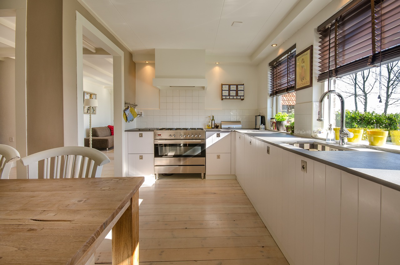 How To Keep Your Kitchen Tidy At All Times