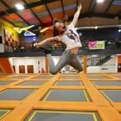 What you can enjoy in the best adrenaline trampoline park?