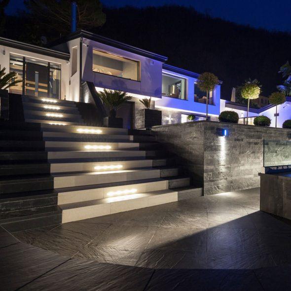 The Best Interior And Exterior Uses For Led Step Lights In