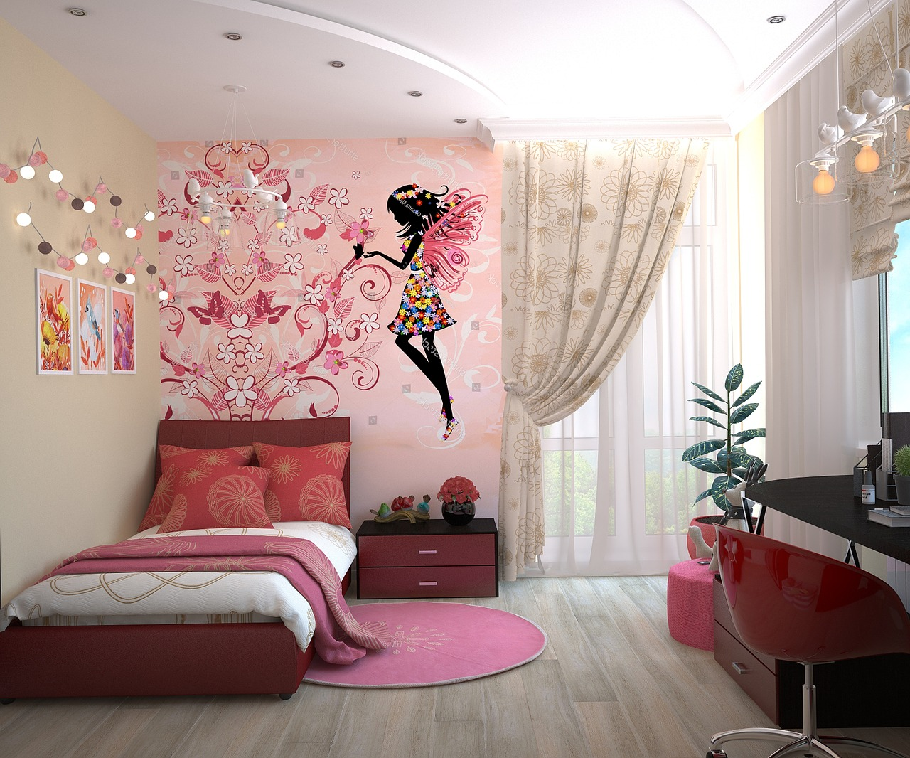 How Skull Bedding can change the look of your child's room?