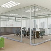 Why Glass Partition Walls Make Sense