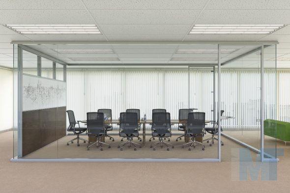 office wall partitions- clearflex 004