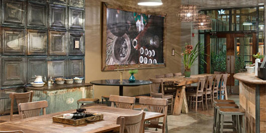 7 Creative Coffee Shop Design Ideas