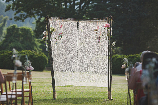 Outdoor Weddings Alternative Altars