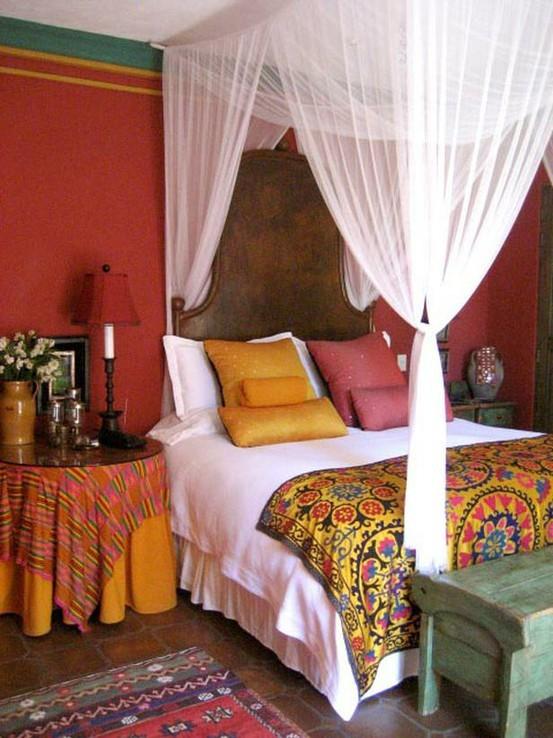 Bohemian Style Bedroom Ideas on Bohemian Bedroom Ideas  id=55448