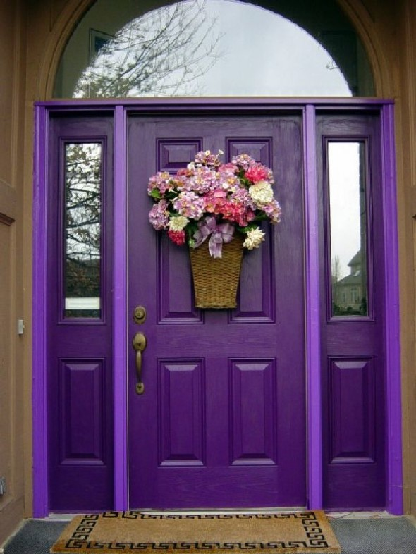 Front Door Color Ideas on Door Color Ideas  id=83687