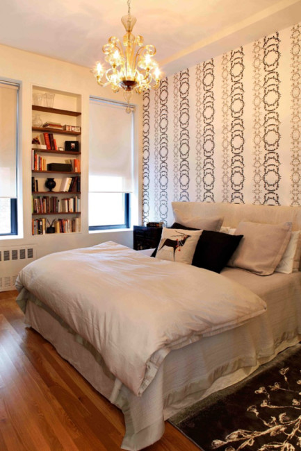 50 small bedroom ideas to organize your room perfectly 13285 | small bedroom ideas 41 1 kindesign 433x650