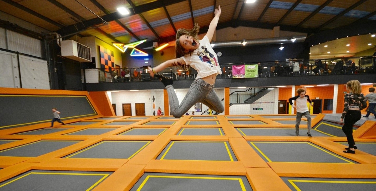 What You Can Enjoy In The Best Adrenaline Trampoline Park