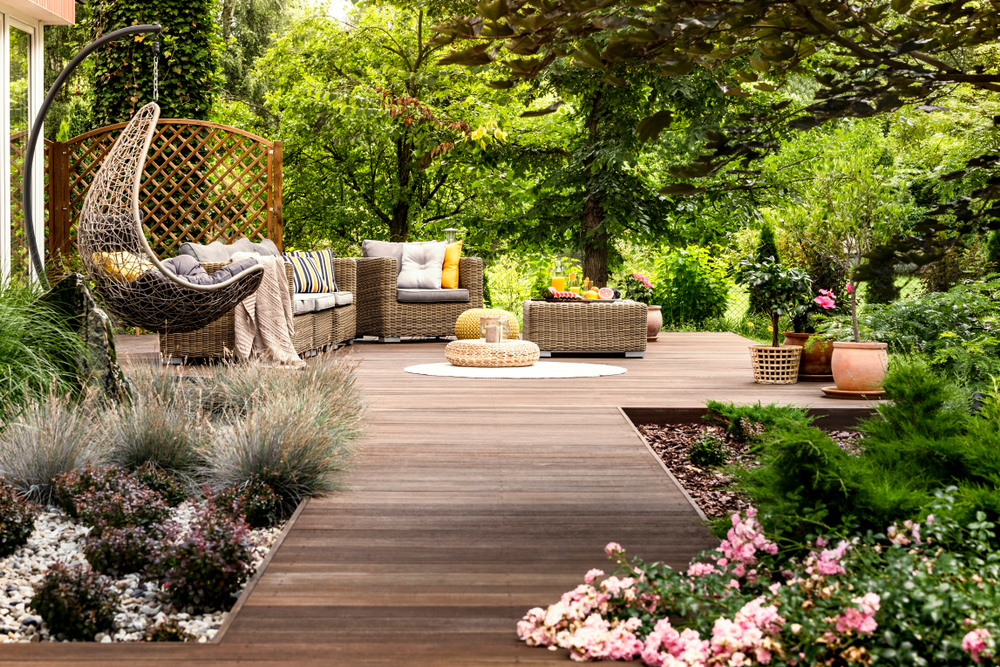 Patio and Deck Ideas