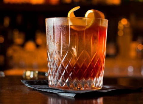 Old Fashioned Rum