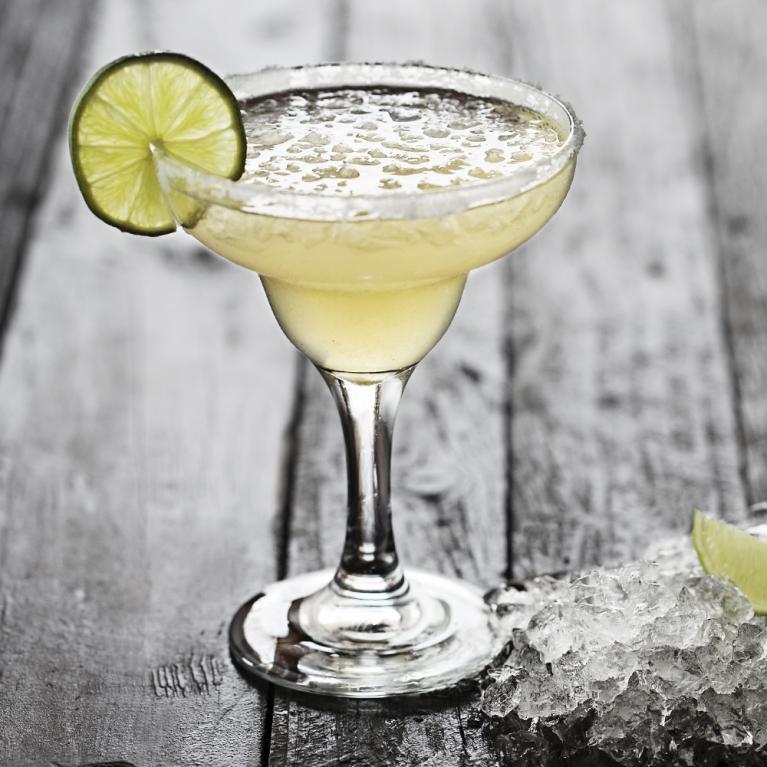 Margarita with Lemon